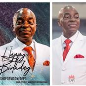 A Birthday Message For Pastor David Oyedepo of Winners Chapel