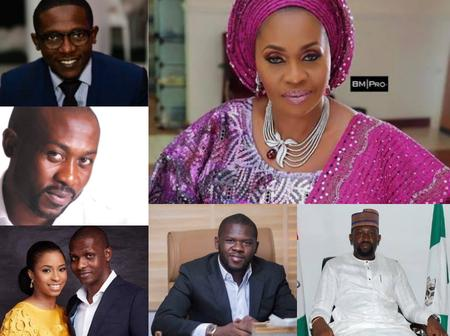 Meet the Five Sons of the Second Richest Woman in Nigeria, Bola Shagaya (PHOTOS)
