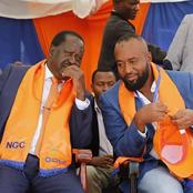 Joho Denies Claims That They Are Not In Good Terms With Raila, Reveals Where They Differ