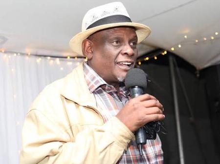 David Murathe Accompanied By These Leaders, Makes This Request Ahead of The Juja By-Election