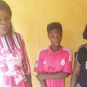 Mother and Son Arrested in Busia for Aiding Daughter to Steal a Baby to Present to the Husband