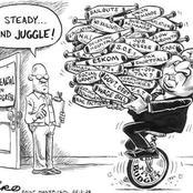 Mboweni sticking his guns on Public wage bill.