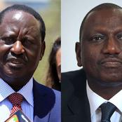 You Made Your Bed Sleep on it- Raila's dilemma to attack Ruto without hitting at Uhuru