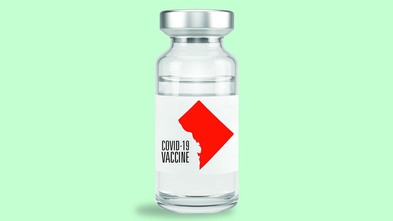 D.C. Tweaks Vaccine Portal Ahead of This Week's Appointments - WCP