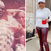 Veteran actor shares photo of him and popular actress who is now based in USA