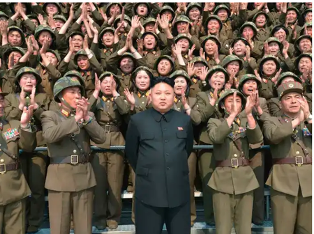 Ten of the craziest things about life in North Korea.