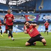 UEFA reacts after Manchester United defeated Man City 2-0 to end their 21 games winning run (Photos)