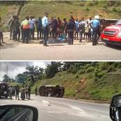 Lundi noir à cocody : grave accident de la circulation sur le boulevard Mitterrand