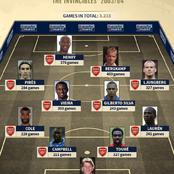 Can Arteta Transform This Arsenal Current Team To Be Like The Legendary Xi Of 2003/04 EPL Season?