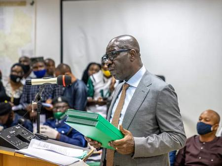 Opinion: What Gov. Obaseki Must Do After  Been  Sworn In For Second Term