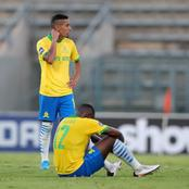 Sundowns fans attack and blame Maluleka for their 1-1 draw against Swallows