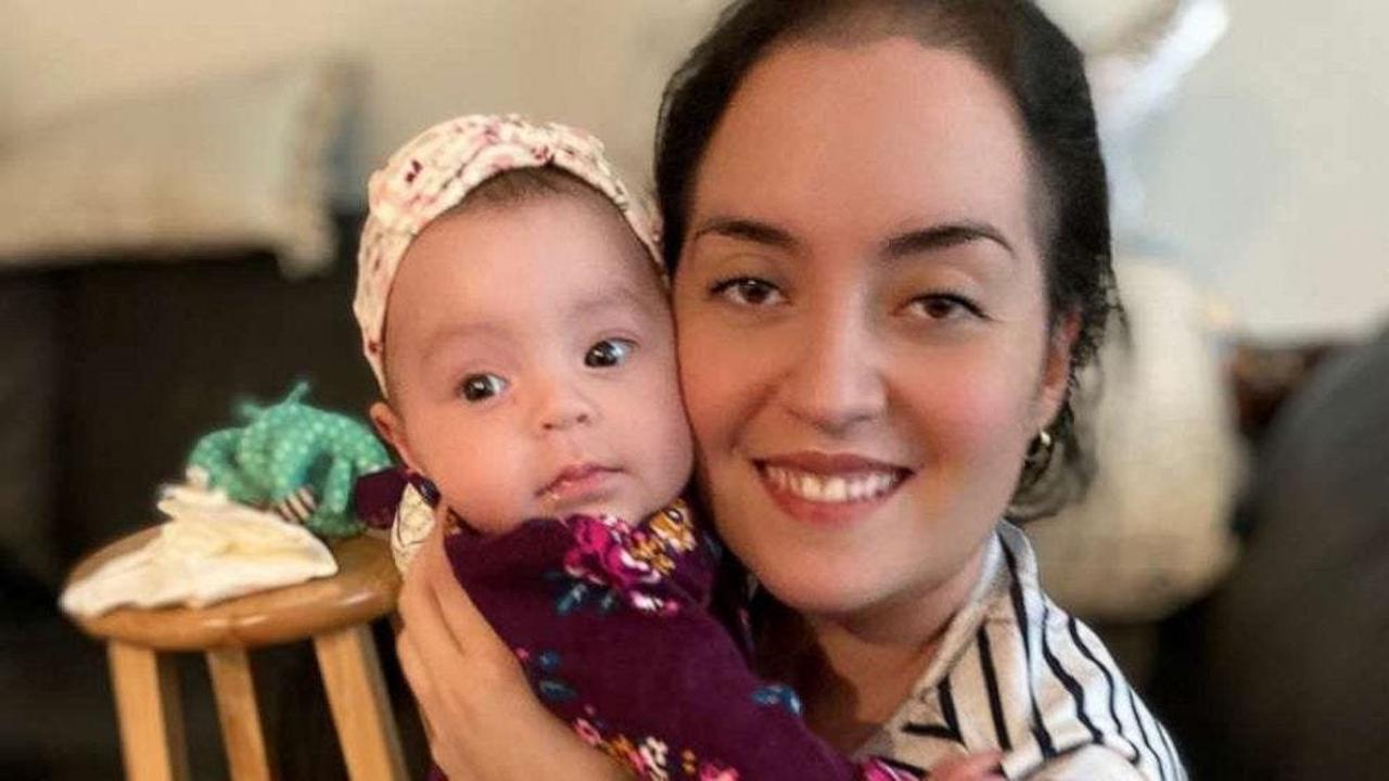 Woman celebrates 1st Mother's Day after giving birth while in coma due to COVID-19