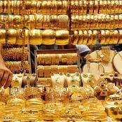 الذهب ينخفض من جديد وعيار 21 يسجل 818 جنيه في تعاملات الجمعة.. تعرف على التفاصيل