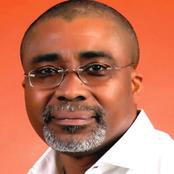 Senator Enyinnaya Abaribe is 66 today, checkout his beautiful pictures