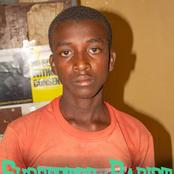 Young Man Arrested For Stabbing And Raping 18 year-old In Bauchi; See Why He Did It