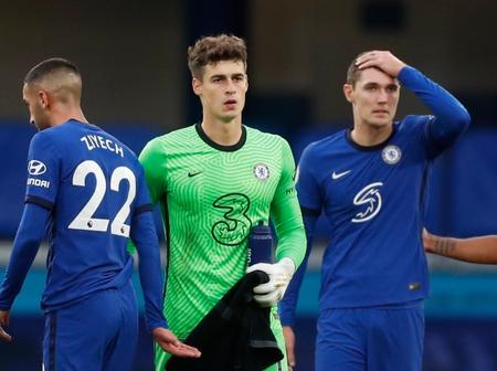 REPORTS: Chelsea willing to loan out goalkeeper