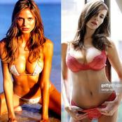10 stunning throwback photos of Donald Trump's wife, Melania, rocking bikini