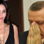 فضيحة مدوية.. صحيفة يونانية تكشف تفاصيل علاقة غرامية لأردوغان مع ممثلة تركية