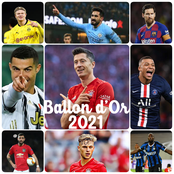 BALLON d'Or 2021: Here are the ten potential contenders