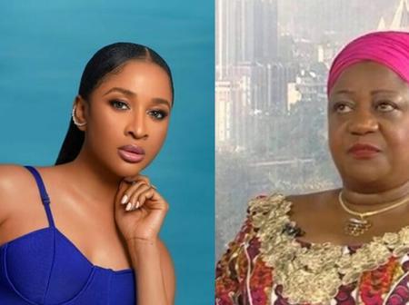 See Why Actress Adesua Called Buhari's Aide