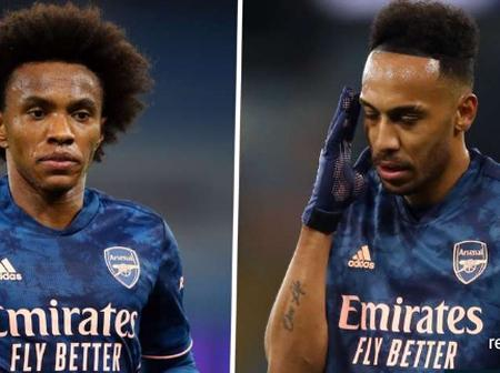 Ex Arsenal Star Reveal What Cause Willian And Aubameyang Loss Of Form