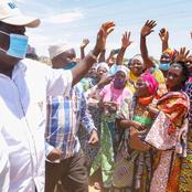 PHOTOS: Is Raila Losing Support in The Coastal Region?