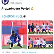 UCL: Check How Football Fans Reacted To What Chelsea Posted