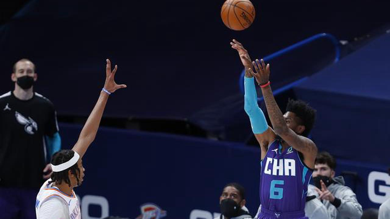 Jalen McDaniels' career night leads Hornets past Thunder