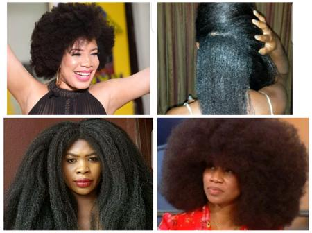 12 Nigerian Celebrities Who Look Stunning In Their Natural Hair (PHOTOS)