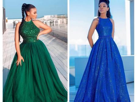 Wema Sepetu vs Paula Kajala: Who looks good in the Cinderella dress?