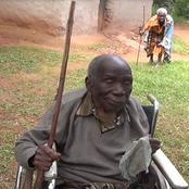 Meet the Kenyan oldest couple still alive