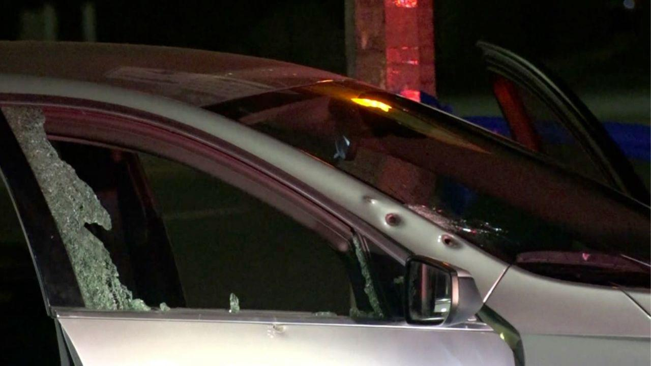 Man found dead in crashed car after drive-by shooting in Queens: police