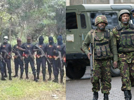 ESN, Nigerian Armed Forces Engage In Gun Fire, Residents Flee