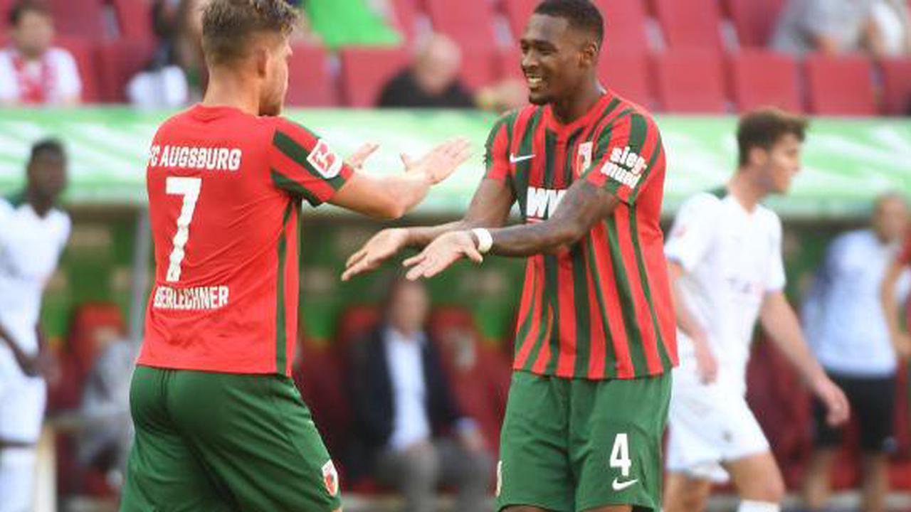 Darf der FC Augsburg wieder jubeln?