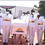 Tears Flow As Governor Wangamati's Mother Is Laid To Rest