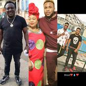 Meet Popular Fuji Act, Saheed Osupa, His Grown Up Children And Wife