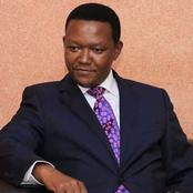 Alfred Mutua's 200 Million Plus Budget Plan Finally Highlighted