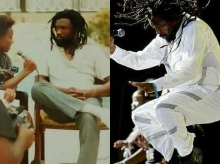 Reggae Legend:Do You Know Lucky Dube Was In Ghana In 1992 To Perform? Check These Awesome Photos