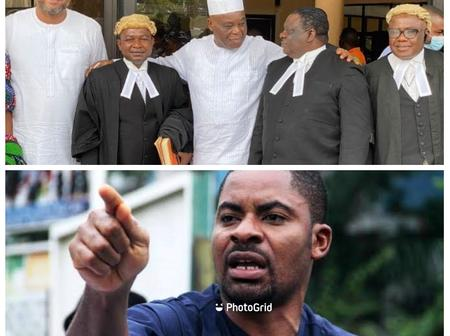 After Court Of Appeal Discharges Dokpesi, See Why Deji Adeyanju Said He Expected It To Happen