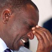 William Ruto Thrown Into Mourning