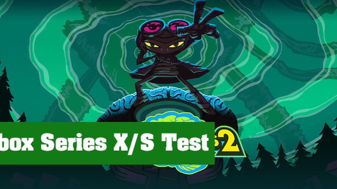 Psychonauts [Xbox Series S - Review]
