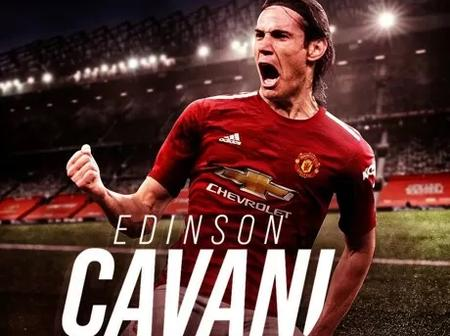 Arsenal Target Chelsea Star After Failed Aouar Deal, Cavani flies To Man Utd Today, Medicals Soon.