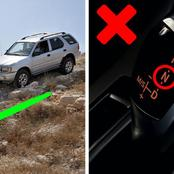 7 Things You Should Never Do With An Automatic Transmission Car.