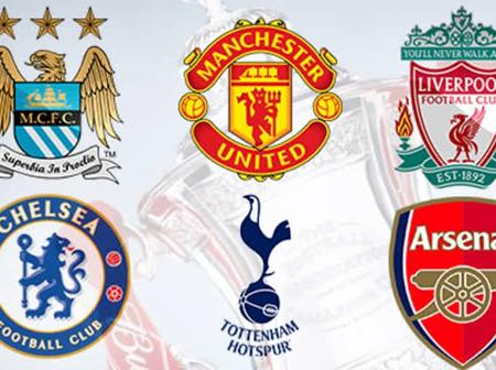 Check Out The Top EPL Team With The Highest Number Of Social Media Followers