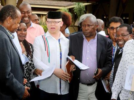 Supremacy Battle intensifies in Mt. Kenya as This Group Endorses Their Region Kingpin Ahead of 2022