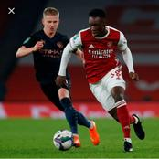 Contract signed: Arsenal starlet to commit his future to the Gunners until 2025