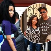 Family: Meet The Beautiful Family Photos Of Nicki Minaj In Lovely Adorable photos