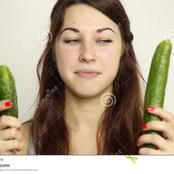 Men, 10 foods you should eat daily for better performance and your cucumber will be as big as this