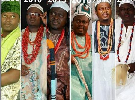 Nollywood Stars, Fans React As Muyiwa Ademola Celebrates 27 Years of Screen Royalty
