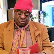 Mbazima Shilowa's new profile picture, twitter reacts.
